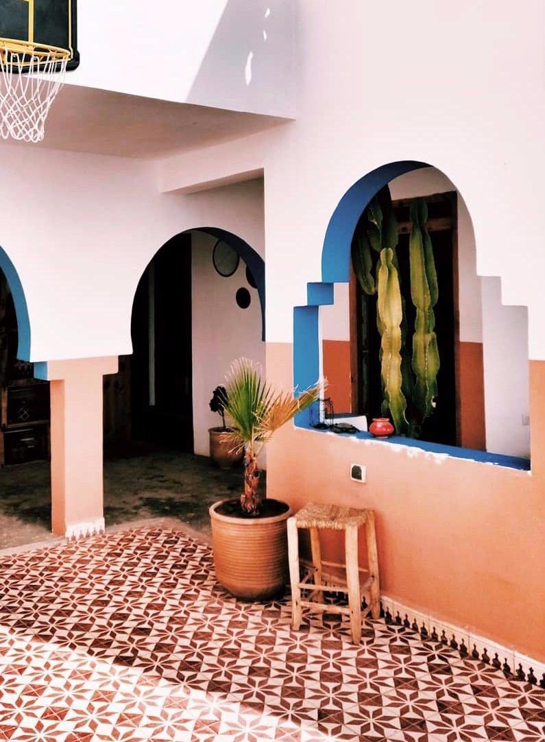 Taghazout - Marokko