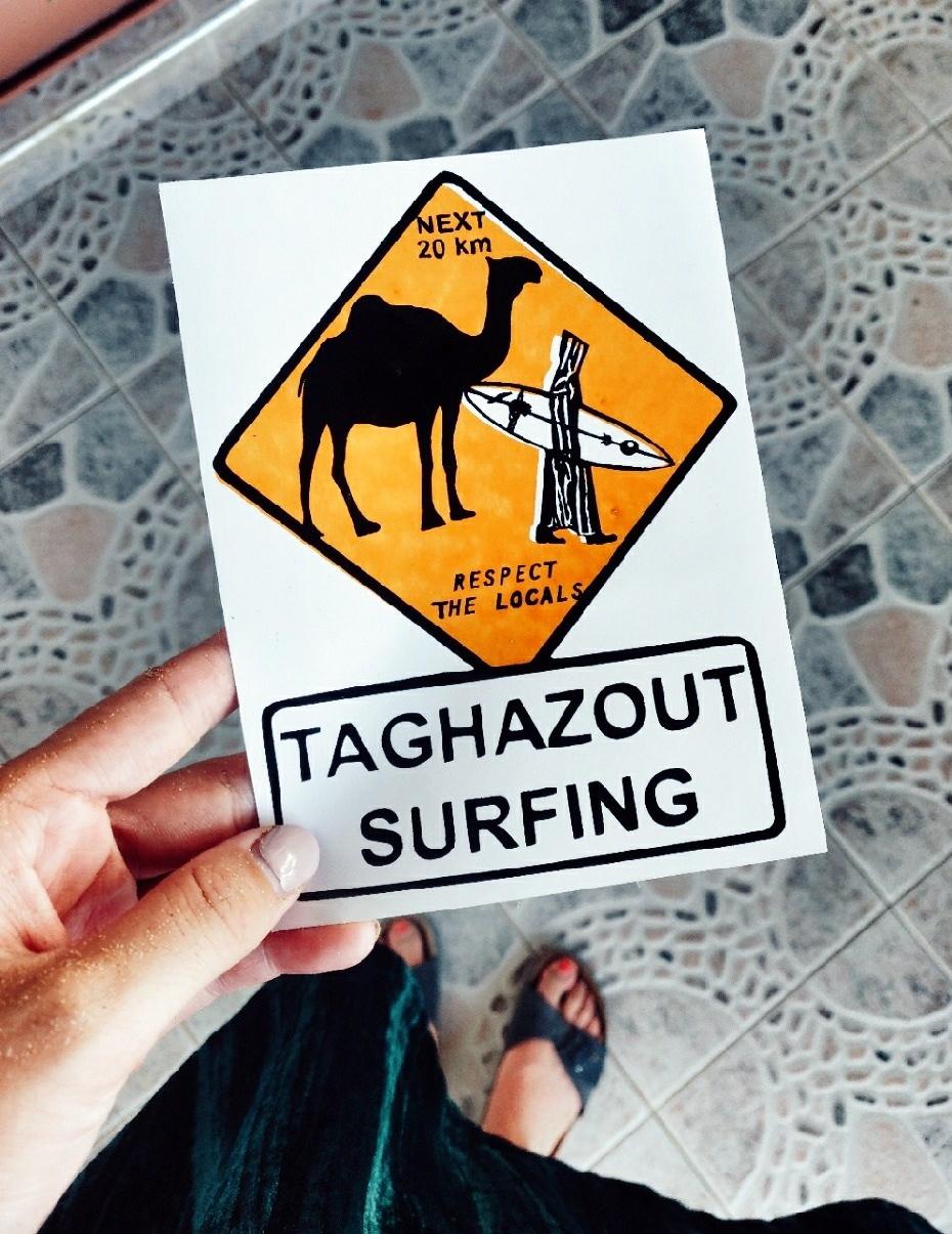 Marokko - Taghazout
