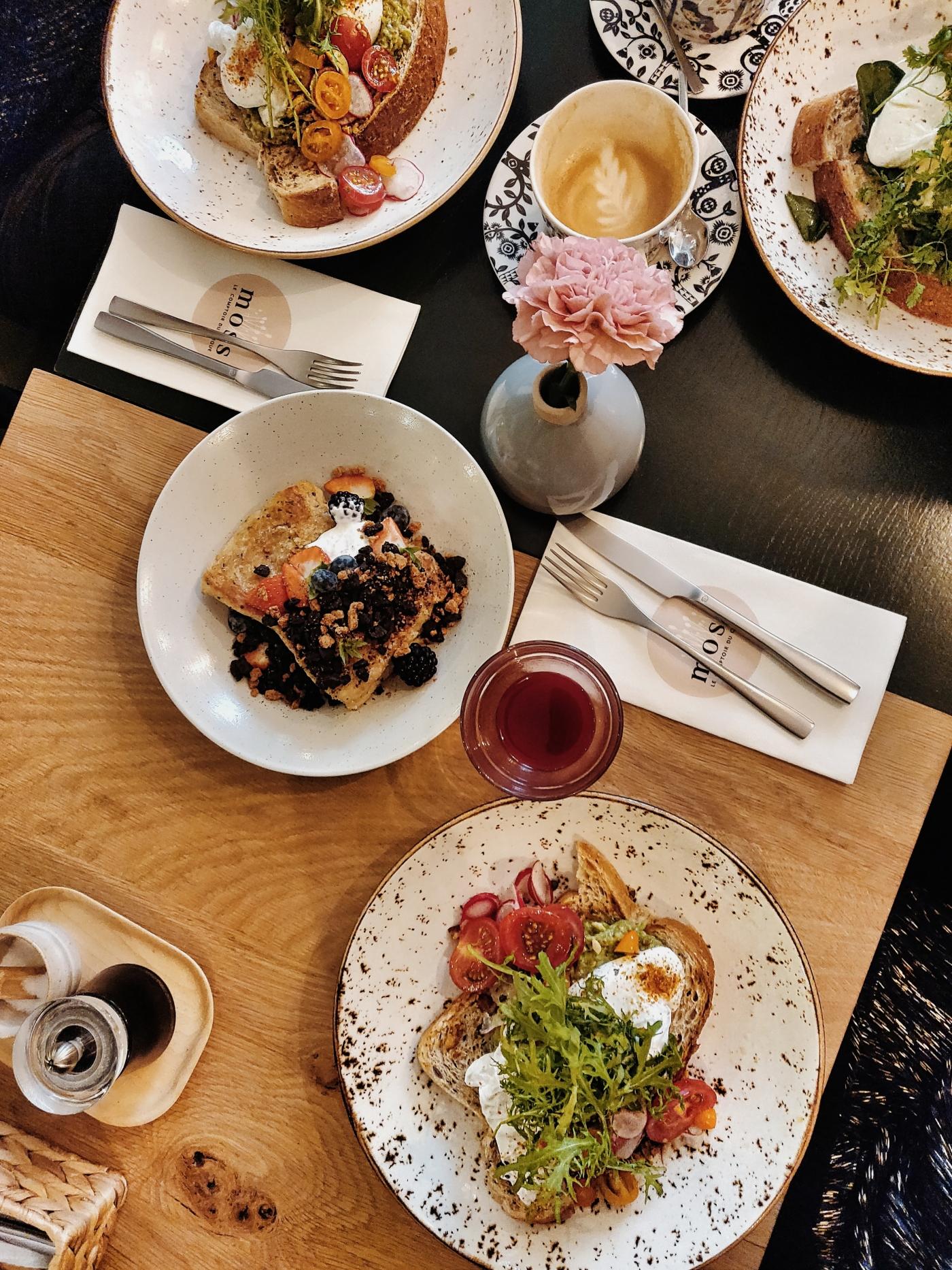 Lunch hotspots Antwerpen
