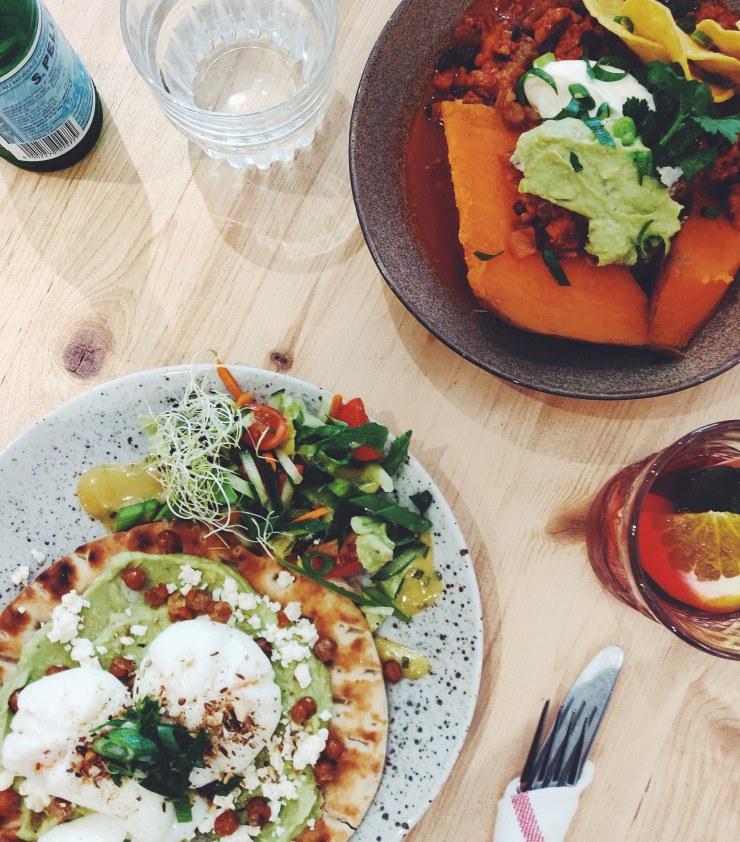 Eten in Antwerpen - Lunch